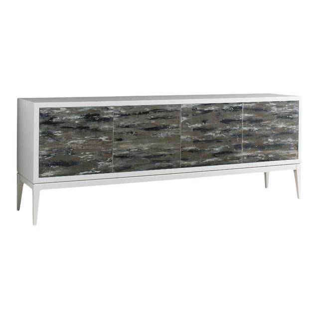 Claude 4 Door Cabinet from Kenneth Ludwig Chicago For Sale