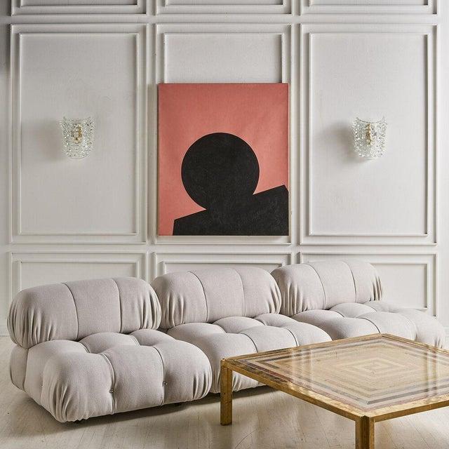 Mario Bellini for B & B Italia, Camaleonda Sectional Sofa, 1971 For Sale - Image 10 of 13