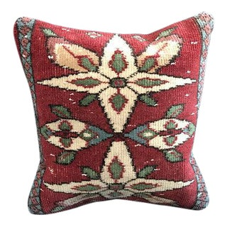 Colorful Turkish Wool Bohemian Pillow Cover