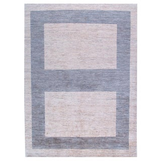 Modern Art Deco Area Rug - 8'x11' For Sale