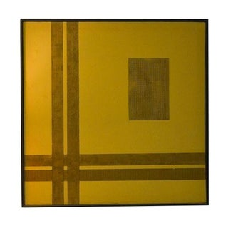 Mid-Century Abstract Wall Art by John Scott Byrnes For Sale