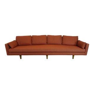 1960s Mid-Century Modern Dunbar Sofa For Sale