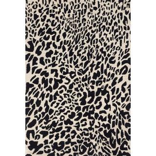 "Loloi Rugs Masai Rug, Black / Ivory - 2'6""x7'6"" For Sale"