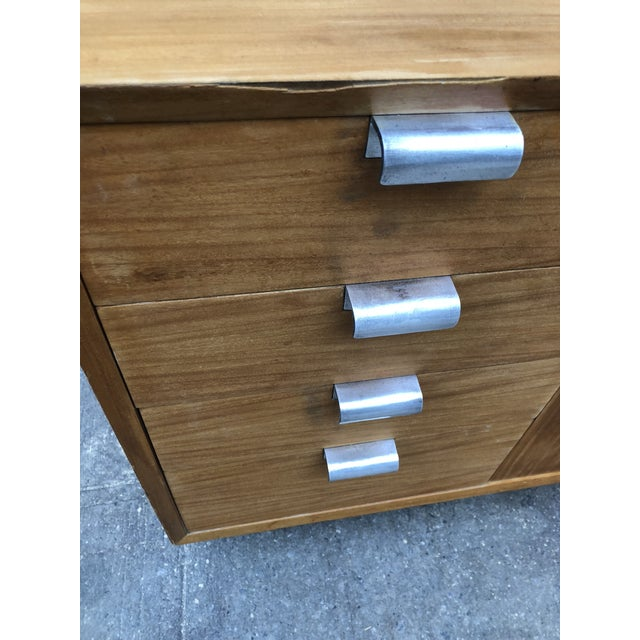 Wood 1960s Mid-Century Modern George Nelson for Herman Miller Chest For Sale - Image 7 of 10
