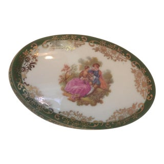 Imperial Limoges Trinket Box For Sale