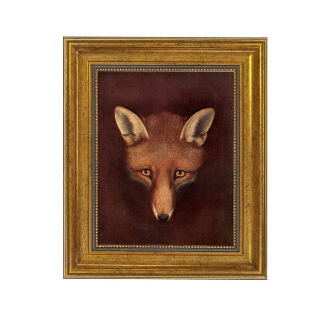 Reinagle Renard The Fox Oil Reproduction Painting For Sale - Image 4 of 4