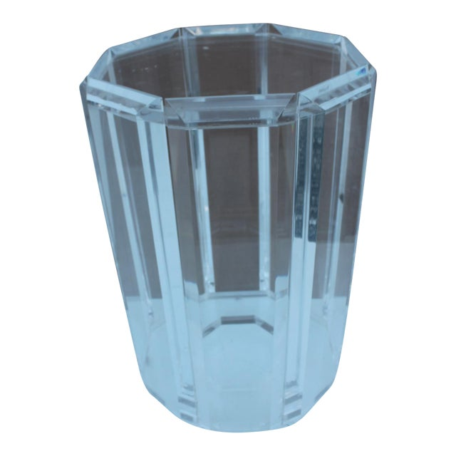 Vintage Lucite Side Table - Image 1 of 10