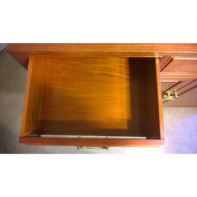 Vintage Chinese Rosewood Buffet - Image 8 of 9