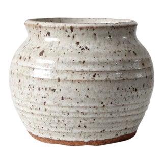 Vintage Studio Pottery Jar For Sale