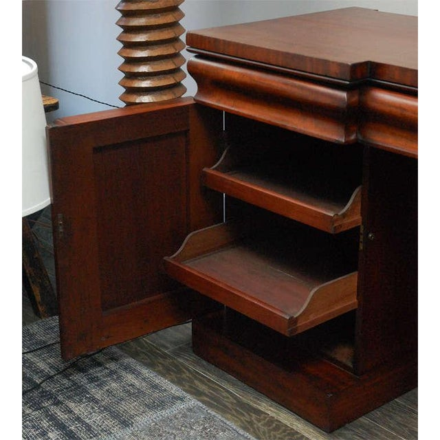 English Sideboard in Mahogany, Circa 1860 For Sale - Image 9 of 10