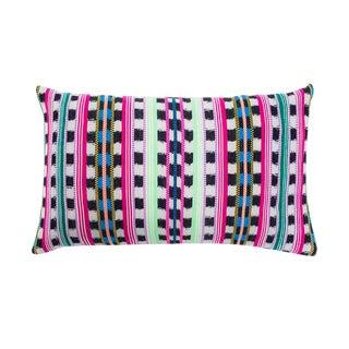 Santiago Atitlan Pink & Lime Pillow