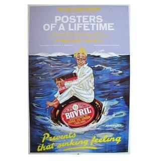 1973 British Exhibition Poster - Herbert Harris
