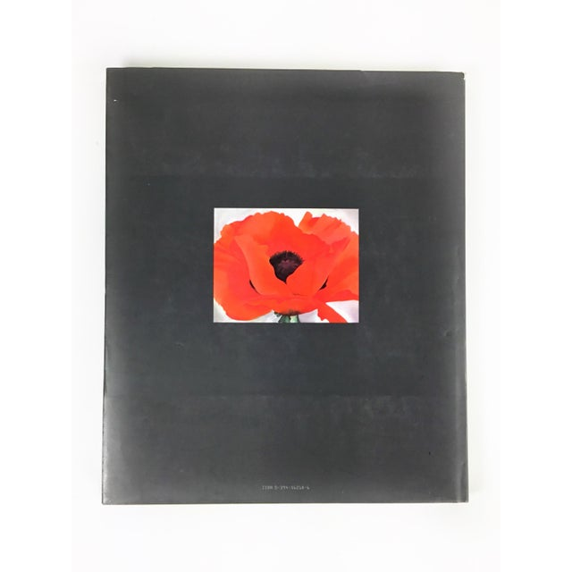 "1980s Oversized Georgia O'Keeffe's ""One Hundred Flowers"" Coffee Table Book For Sale - Image 5 of 8"
