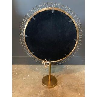 Sunburst Standing Table Mirror Preview