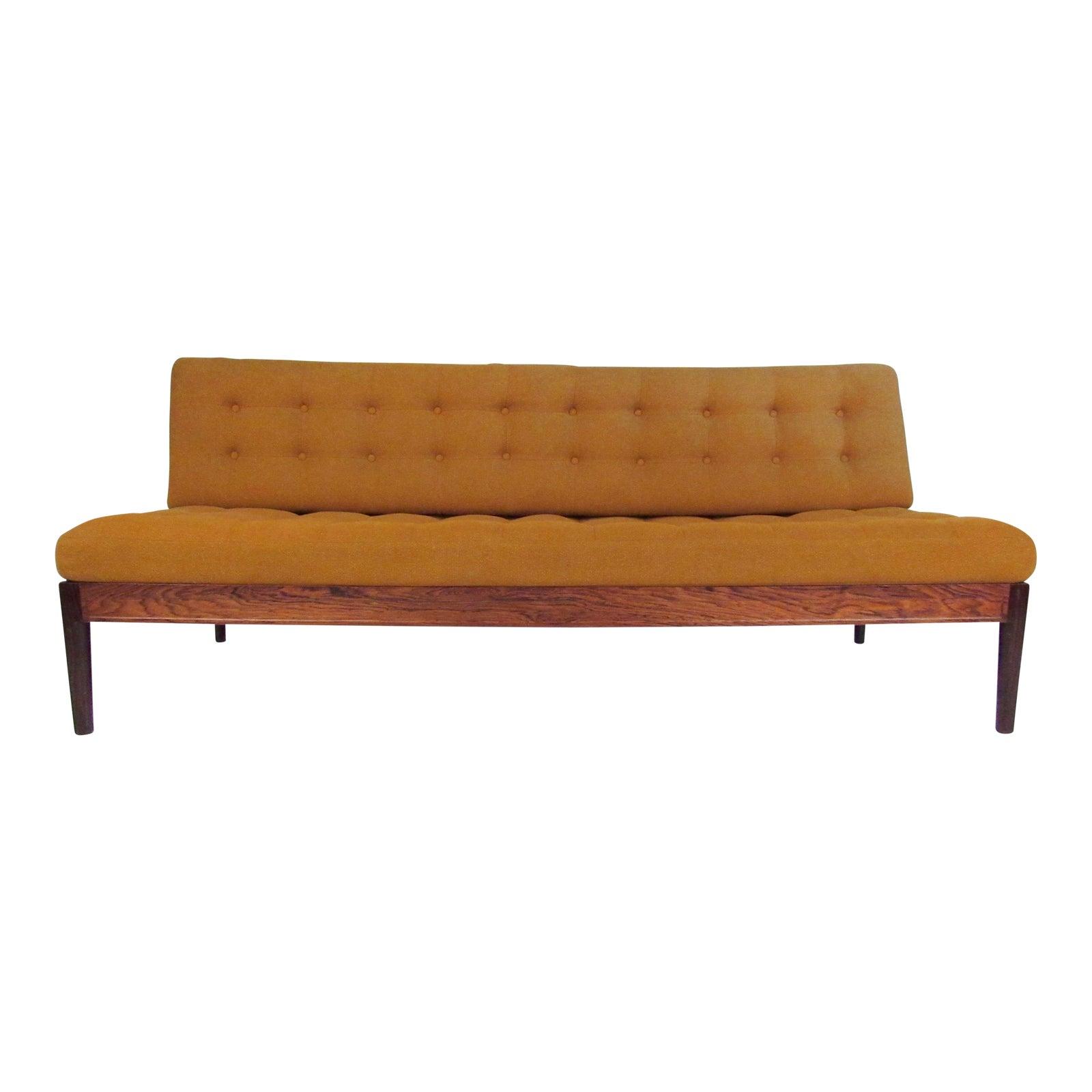 Scandinavian Modern Tufted Sofa by Finn Juhl