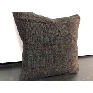 Turkish Hand Woven Decorative Hemp Pillow Cover Preview