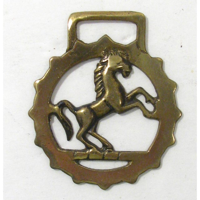 Vintage English Horse Brasses - Set of 3 - Image 2 of 4