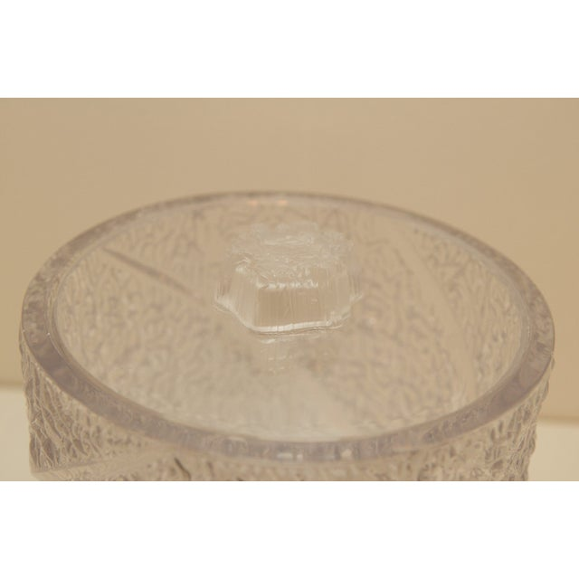 Vintage Lucite Ice Bucket - Image 4 of 7