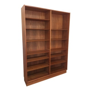 Danish Modern Bookcase by Poul Handevad