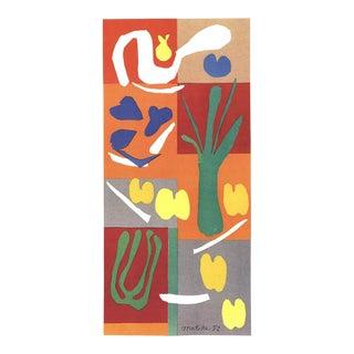 """Henri Matisse """"Vegetables"""" Poster"""