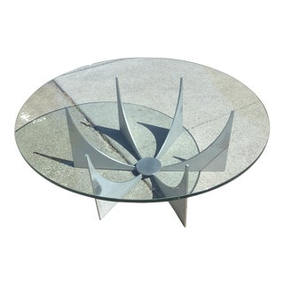 Mid Century Modern Donald Drumm Coffee Table For Sale