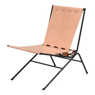 Allan Gould Lounge Chair, USA, 1950s