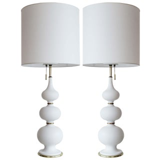 Pair of Gerald Thurston Lamps