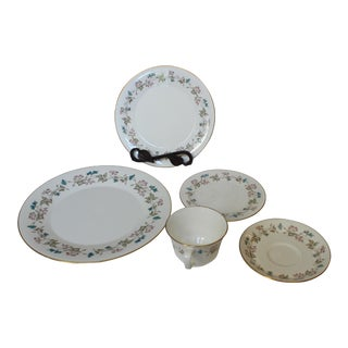 Minton Fragrance 8 Place Settings Dinnerware - 40 Pc. Set