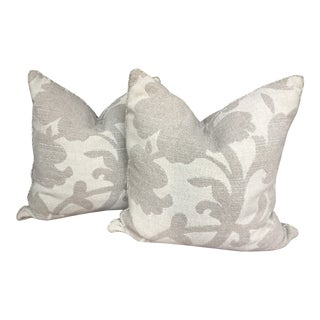 Contemporary Marge Carson Pillows - A Pair