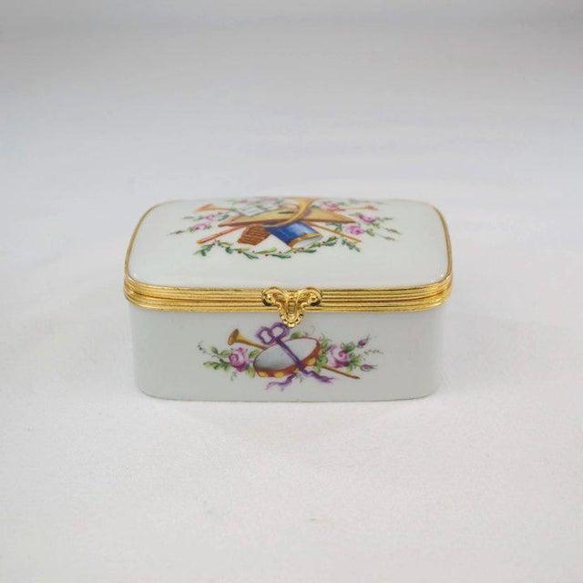 Atelier LeTallec Porcelain Box For Sale - Image 4 of 10