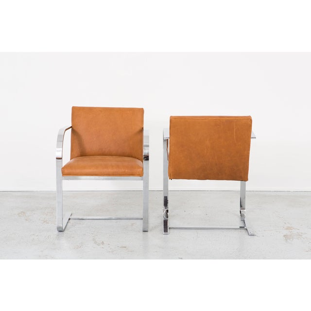 1960s Set of Thonet Dining Chairs For Sale - Image 5 of 11