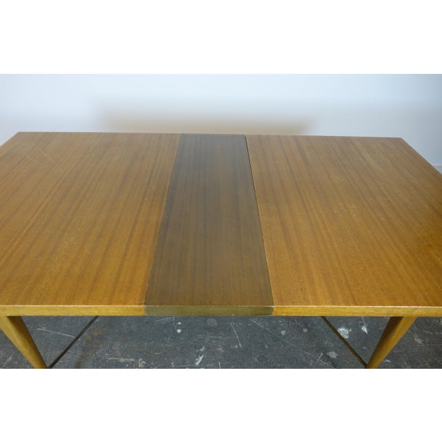 1950s Mid Century Modern Paul McCobb Dining Set - 7 Pieces For Sale - Image 10 of 12