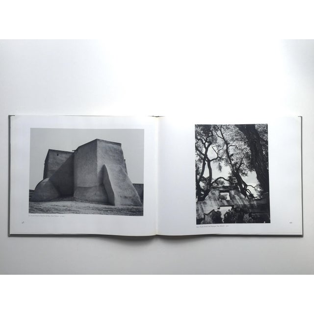 """"""" Ansel Adams Images """" Rare 1st Edition 1974 Oversized Monumental Slipcase Collector's Book For Sale - Image 11 of 13"""