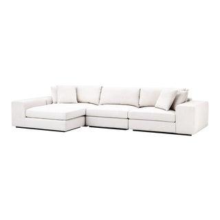 Off White Lounge Sofa | Eichholtz Vista Grande For Sale