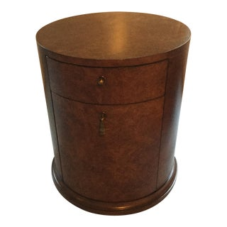 Century Furniture Emperor Ajaccio Drum Table For Sale