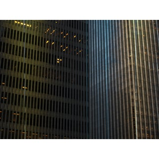 Contemporary Abstract Architecture Photographic Color Print For Sale