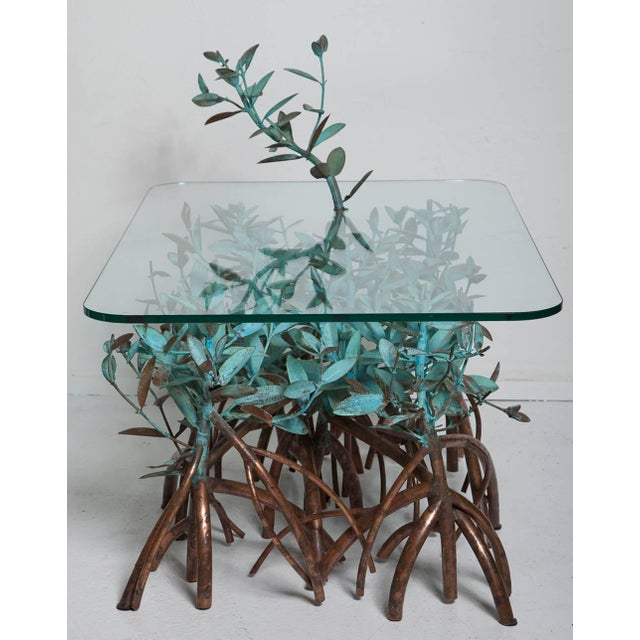 Copper Mangrove Coffee Table by Garland Faulkner For Sale - Image 10 of 13