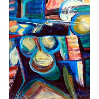 Artists Studio Abstract For Sale