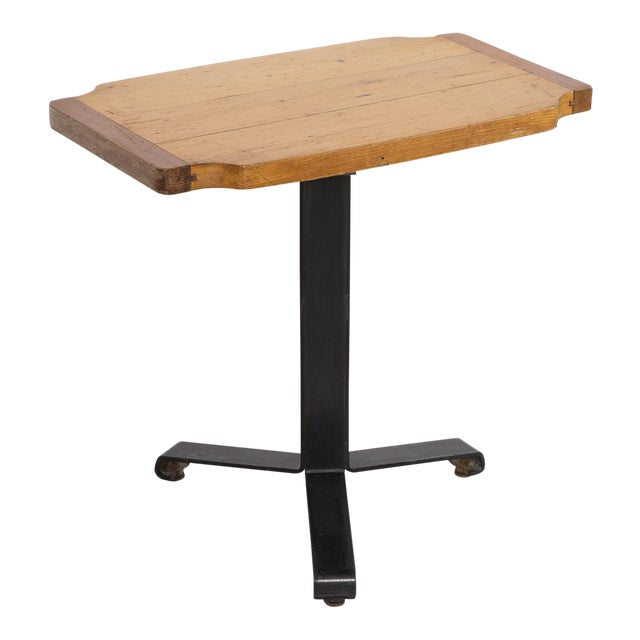 Les Arcs Occasional Table by Charlotte Perriand For Sale