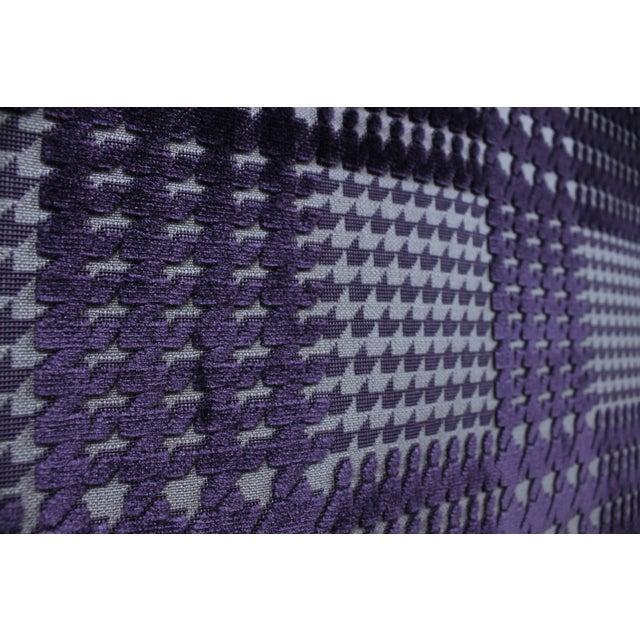 Tessel Aubergine Fabric - 10 Yards - Image 3 of 3