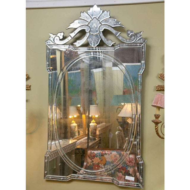 Venetian Decorative Mirror - Image 2 of 5