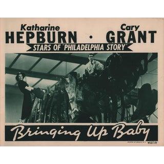 Bringing Up Baby R1941 U.S. Scene Card For Sale