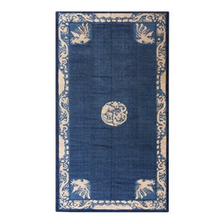 """Antique Chinese Peking Rug 6'6""""x11'9"""" For Sale"""