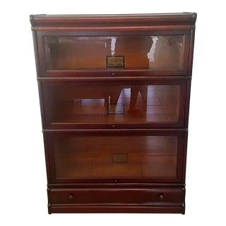 20th Century Globe Wernicke Mission Bookcase For Sale