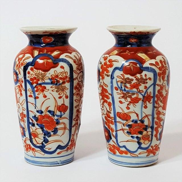 18th Century Antique Japanese Imari Vases A Pair Chairish