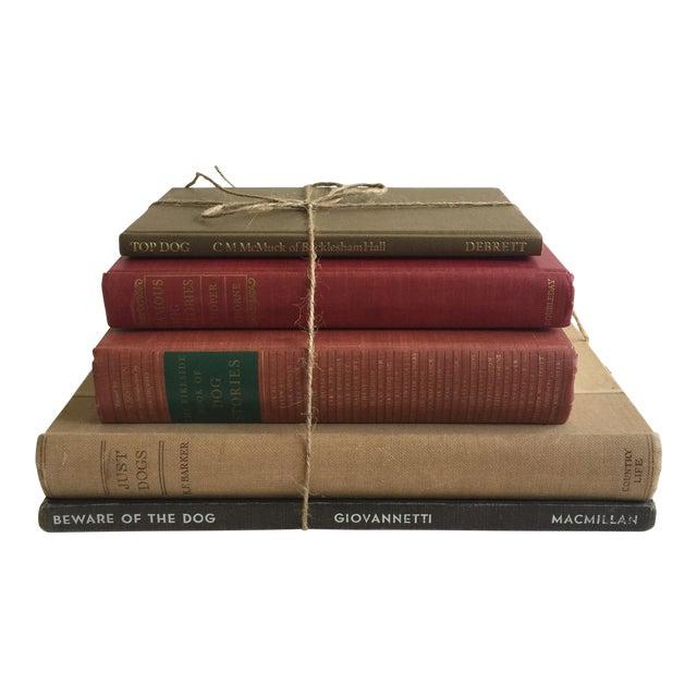 Vintage Dog Books - Set of 5 - Image 1 of 5