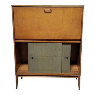 Mid-Century Modern Paul McCobb Secretary Desk For Sale