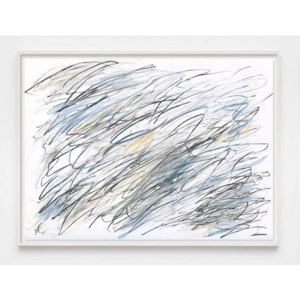 """Abstract Expressionism """"Love Streams No. 2"""" Unframed Print For Sale - Image 3 of 5"""