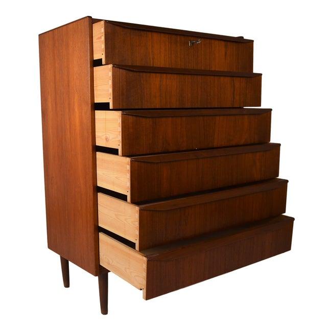 Danish Teak Dresser - Image 3 of 7