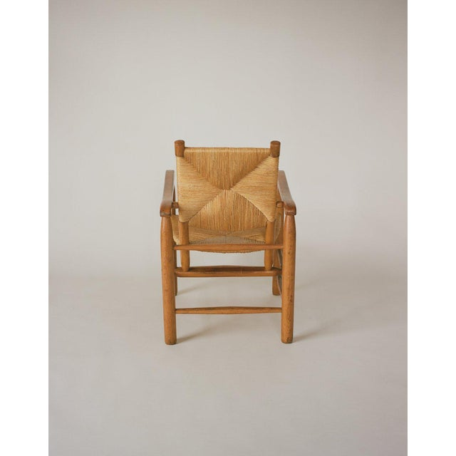 George Blanchon Charlotte Perriand No. 21 Chair For Sale - Image 4 of 6